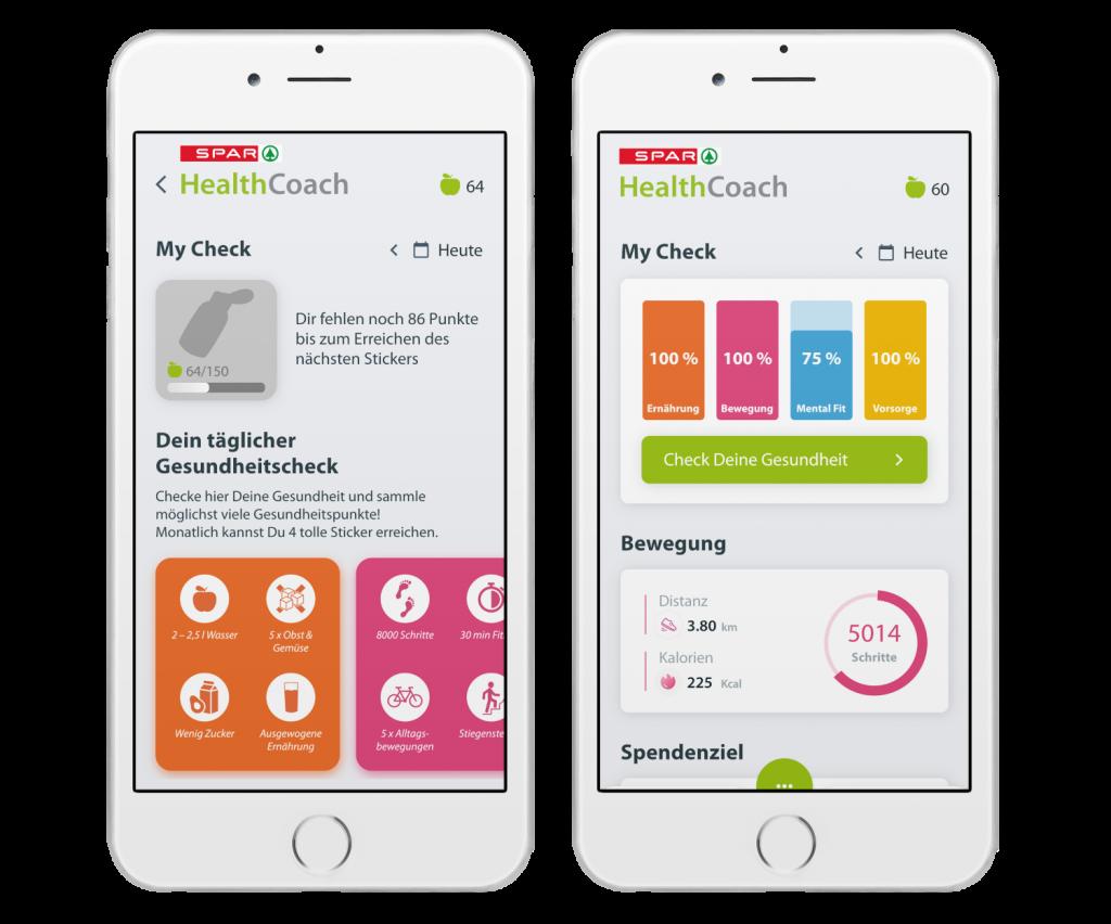 Health Coach App